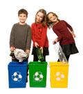 Zmote pri ločevanju odpadkov