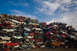 Recikliranje odpadnih vozil